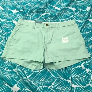 NWT Mint Green Shorts